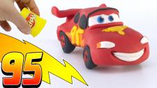 Şimşek Mekkuin Animasyon Filmi   Stop Motion Tekniği İle hazırlanmış Disney Arabalar Filmi