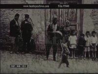 1924 Yılında Anadolu'da Ayı Oynatmak