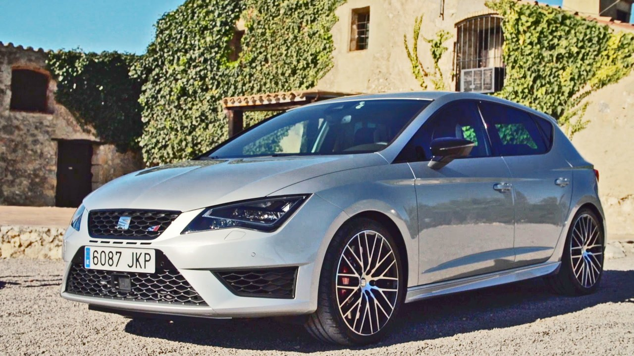 2016 model seat leon cupra 290 test s r. Black Bedroom Furniture Sets. Home Design Ideas