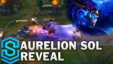 Aurelion Sol Abilities - The Star Forger - Champion Reveal