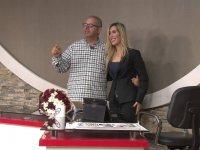 Canlı Yayında Evlilik Teklifi - Ton Tv
