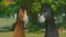 Doru Yılkı Atı - Yangın (Çizgi Film)