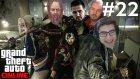 Gta V Online - İntihar Takımı - Bölüm 26 - Burak Oyunda