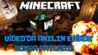 VİDEO'DA ANILIN EVİNDE BOMBA PATLADI! (Türkçe Minecraft Hunger Games - #169)