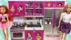 Barbie | Pamuk Prenses | Winx | Prenses Ariel | Prensesler Mutfakta | EvcilikTV