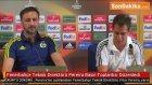 Fenerbahçe Teknik Direktörü Pereira Basın Toplantısı Düzenledi