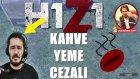 Kuru Kahve Yeme Cezalı | H1Z1 Battle Royale Maceraları ( w/Oyunportal)