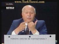 Necmettin Erbakan Parti Liderlerine Faiz ve Köle Düzenini Anlatıyor (1991)