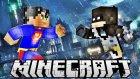 Süper Kahramanlar Modu | Batman Vs Süpermen | Minecraft Mod Türkçe -Oyun Portal