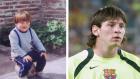 8 Yaşındaki Messi'den Harika Gol