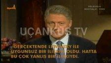 Bill Clinton Monica Lewinsky İlişkisi - Televole (1998)