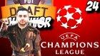 Fifa 16 FUT Draft SURVIVOR | Sampiyonlar Ligi Challenge | 24.Bölüm | Türkçe oynanış | Ps4