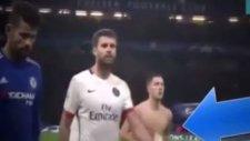 Hazard ve Di Maria forma değiştirdi! Taraftar çıldırdı...