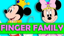 Mickey Mouse and His Friends Finger Family With New Song!