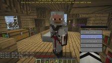 Minecraft Kral Modu !!! | Modlu Survival Bölüm 1