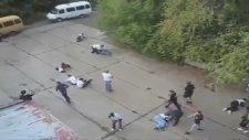 Rusya'da Çılgın Kavga