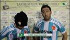 Unkapanı Gençlerbirliği - Tepecikspor Basın Toplantısı / SAMSUN / iddaa rakipbul 2015 açılış ligi