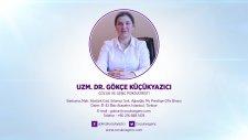 Uzm. Dr. Gökçe KÜÇÜK YAZICI - Hiperaktivite de ilaç kullanımı