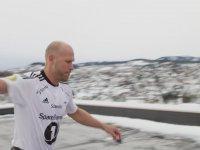 74 Metreden Orta ve Gol - Rosenborg