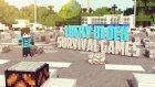 Lucky Block'lu Survival Games? - Arkacılık Yapmak! - Barış Oyunda