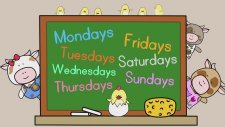 Meyveler Fruit Song W Days Of The Week The Singing Walrus