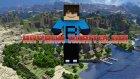 Minecraft : Hayran Haritaları - Bölüm 5 - Abi Bana Atsana? - Barış Oyunda