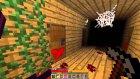 Minecraft : Horror Map (KorkuHaritası) -Enderman vs Aziz- Barış Oyunda