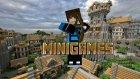 Minecraft : MiniGames (HerobrineChamber) - Bölüm 3 - Barış Oyunda