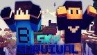 Minecraft : Sky Survival - Bölüm 4 - Mobları Oltalamak - Baris Oyunda
