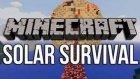 Minecraft : Solar Survival - Bölüm 1 - Baris Oyunda