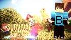 Minecraft : Survival Games # Bölüm 83 ''No Sword Challenge''- Barış Oyunda