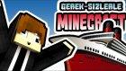 Sizlerle Minecraft -#3 - Gemi Yapımı & Türk Bayrağı! / Gerek