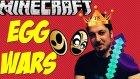 1.9 Takla İşler | Minecraft Türkçe Egg Wars | Bölüm 21 - Oyun Portal