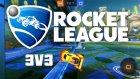 3 Vs 3 Ranked - Rocket League- Barış Oyunda