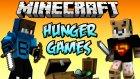 Atom Parkur Yapıyor! - Hunger Games - Minecraft Açlık Oyunları W/oyunbaz- Barış Oyunda