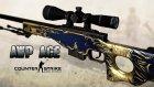 AWP ACE! - Counter Strike Global Offensive - Montaj #1- Barış Oyunda