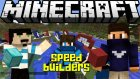Aziz Vs Serdar? - Speed Builders - Hızlı Yapı Savaşları W/azizgaming,oyun Konsolu- Baris Oyunda