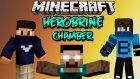 Aziz'in Matematiği?  - Minecraft Herobrine Chamber- Barış Oyunda