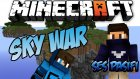 Aziz'in Yeni Pasifi? - Minecraft Takımlı Sky Wars - Barış Oyunda