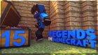 Balıkçı Evi! & 1.9 - Legends İn Minecraft - Bölüm 15- Baris Oyunda