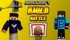 Basketbol & Köprü - Build Battle - Minecraft Yapı Yapma Savaşı - Baris Oyunda