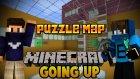 Beyin Yakan Harita! - Going Up - Minecraft Özel Harita W/azizgaming- Baris Oyunda