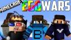 ÇOK KOLAY! - Minecraft Egg Wars - Yumurta Savaşları w/AzizGaming,Ahmet Aga