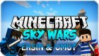 EKŞIN & UMUT! - Minecraft Sky Wars - Gökyüzü Savaşları w/Umut Yıldırım- Barış Oyunda