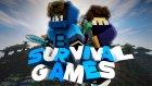 En Heyecanlı Hunger Games! -  Hunger Games - Minecraft Açlık Oyunları W/azizgaming- Baris Oyunda