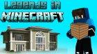 Ev Yaparak Başlıyoruz! - Legends İn Minecraft - Bölüm 2- Baris Oyunda