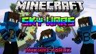 Geçen Yine Kazanıyoruz! - Minecraft Sky Wars - Gökyüzü Savaşları- Barış Oyunda