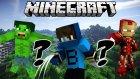 Hangi Kahraman? - Hero Craft - Bölüm 7 (Modlu Minecraft)- Baris Oyunda