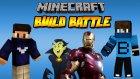 Ironman & Vampir - Build Battle - Minecraft Yapı Yapma Savaşı- Baris Oyunda
