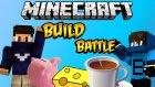 Kahvaltı & Domuz Kumbarası - Build Battle - Minecraft Yapı Yapma Savaşı- Baris Oyunda